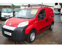FIAT FIORINO 16V MULTIJET VAN NO VAT (red) 2011