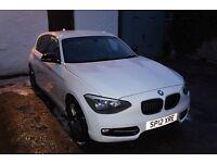 BMW 1 SERIES - 118D TWIN TURBO SPORT