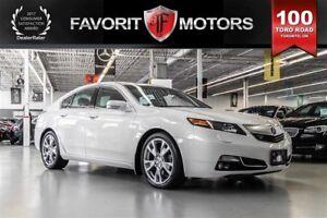 2013 Acura TL Elite, Sunroof, Navigation, Reverse Camera