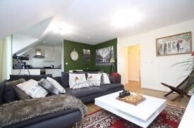 2 bed 2 bath larger apartment in Barkingside ILFORD IG6 fully furnished