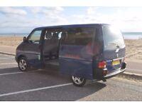 VW Camper T4 Transporter 1prev owner, FSH, long MOT & low mileage