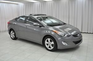 2013 Hyundai Elantra GLS ECO SEDAN w/ BLUETOOTH, SUNROOF & 16""""