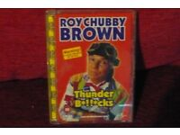 ROY CHUBBY BROWN Thunder B*!!*cks DVD 18+