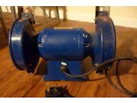 Pro-Tech heavy duty bench grinder