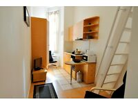 -Comfortable split level studio in Earl's Court for £330pw, Penywern Road