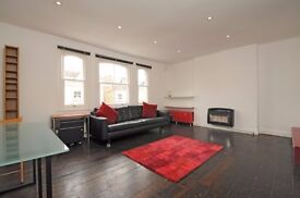 A DELIGHTFUL TWO DOUBLE BEDROOM SPLIT LEVEL CONVERSION FLAT ON STRATHBLAINE ROAD