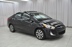 2017 Hyundai Accent SE SEDAN w/ BLUETOOTH, HEATED SEATS, SUNROOF