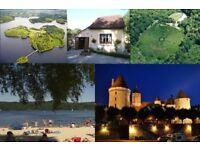 Holiday Cottage for Let in France
