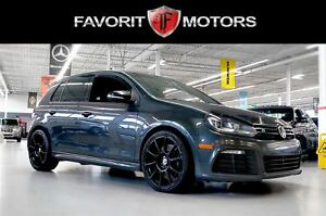 2013 Volkswagen Golf R AWD | LTHR | MANUAL | NAVI | MOONROOF