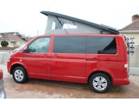VW T5 for sale, low mileage in excellent condition with many extra