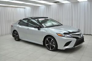 2018 Toyota Camry XSE V6 SEDAN w/ BLUETOOTH, HEATED LEATHER, WIR