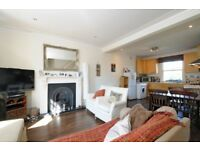 A spacious two bedroom flat located moments from Barons Court Tube, Margravine Gardens, W6