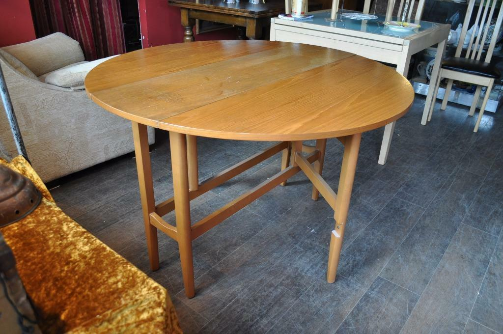 vintage retro teak drop leaf dining table in Bishop  : 86 from www.gumtree.com size 1024 x 680 jpeg 106kB
