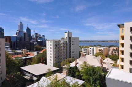 West Perth Apartment 2 x 1 views River / City, short or long term