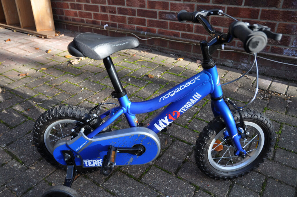 Ridgeback MX12 Childrens bike - Fanstastic condition