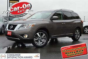 2013 Nissan Pathfinder PLATINUM LEATHER NAVI