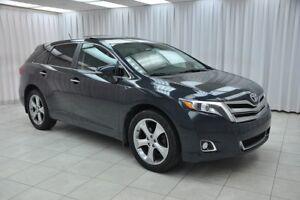 2013 Toyota Venza 3.5L AWD SUV w/ BLUETOOTH, HEATED SEATS, DUAL
