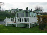 andromeda mobile home 35x12 foot in swanage dorset superb location and great views