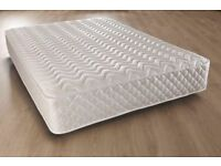 *****BRAND NEW**** DOUBLE MEMORYFOAM/ORTHOPAEDIC DUAL MATTRESS(FACTORY PACKAGED SEALED) - £140 *****