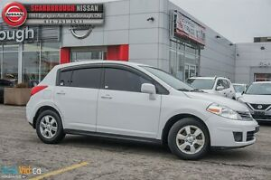 2012 Nissan Versa 1.8 SL (CVT)-WELL EQUIPPED-PRICED TO SELL!!!