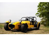 Caterham 1998 HPC engine - live axle - FIA rollcage & all weather kit