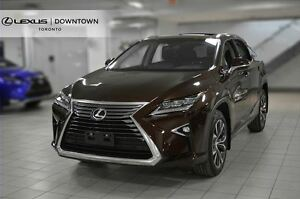 2016 Lexus RX 350 NO ACCIDENT, 1 OWNER, LOW KM
