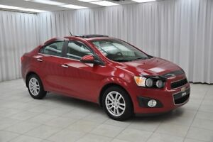 2014 Chevrolet Sonic LT SEDAN w/ BLUETOOTH, HEATED SEATS, A/C, S