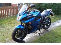 £2350 O.N.O 2010 YAMAHA XJ 6 F ABS DIVERSION BLUE LOW MILES FZ6 R6