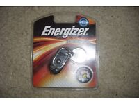 ENERGIZER KEY CHAIN LIGHT NEW SEALED IN PACKET