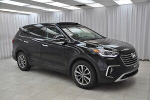 2018 Hyundai Santa Fe XL AWD 7PASS SUV w/ BLUETOOTH, HEATED LEAT