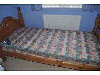 "Single mattress ""kozee sleep"", in good clean condition"
