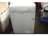 Hotpoint Tumble Dryer 7kg load TCM570P