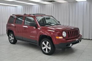 2016 Jeep Patriot SALE!!! HIGH ALTITUDE 4x4 SUV w/ HEATED LEATHE