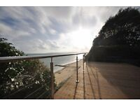 Bournemouth: Three bedroom, fully furnished apartment in the highly desired location of Alum Chine
