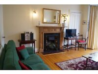 Avail now. Holiday let / short term flat. Central location. Wifi. Study. Views. Near Royal Mile