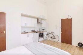 VERY BRIGHT NEW STUDIO APMT- JUST OFF MUSWELL HILL BROADWAY- WATER/GAS/HEATING/HOT WATER BILLS INC