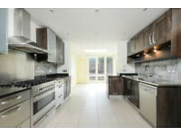 A spectacular three bedroom house in the heart of Parsons Green, Chesilton Road, SW6