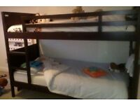 Bunkbeds with 1 free mattress