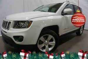 2015 Jeep Compass SPORT, NORTH, AWD, AIR, DÉMARREUR