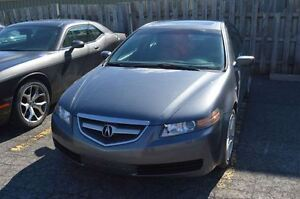 2005 Acura TL NAVIGATION CUIR + TOIT OUVRANT