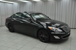 2014 Hyundai Genesis 3.8L SEDAN w/ BLUETOOTH, HEATED SEATS, DUAL