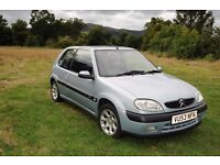 Citroen Saxo VTR one mature owner PIctures to follow