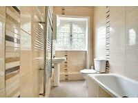 2 Bed Refurbished Beautoful Flat in Brook Green! only £2400pm