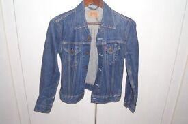Levi Strauss Denim Jacket
