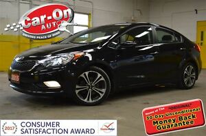 2015 Kia Forte 2.0L SX NAVI SUNROOF LEATHER