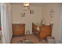 Mamas and Papas Newhampton nursery furniture