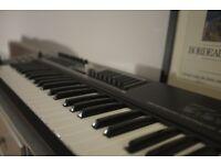 Roland Edirol PCR 500 midi keyboard controller 49 keys