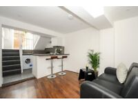 FANTASTIC 1 DOUBLE BEDROOM APARTMENT W/ PATIO CENTRALLY PLACED FOR CAMDEN & KENTISH TOWN