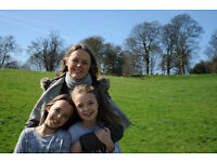 Aupair for friendly family with two lovely girls in great part of London