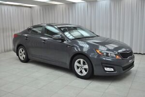 2015 Kia Optima LX SEDAN w/ BLUETOOTH, HEATED SEATS, USB/AUX POR